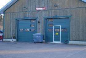 Crawford portar bilverkstad